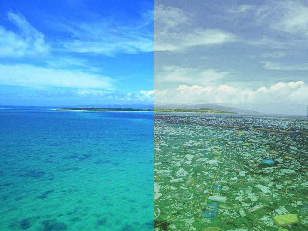 Clean Water Blue Vs Nature